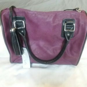 3/20 Giannini purple purse new with tags